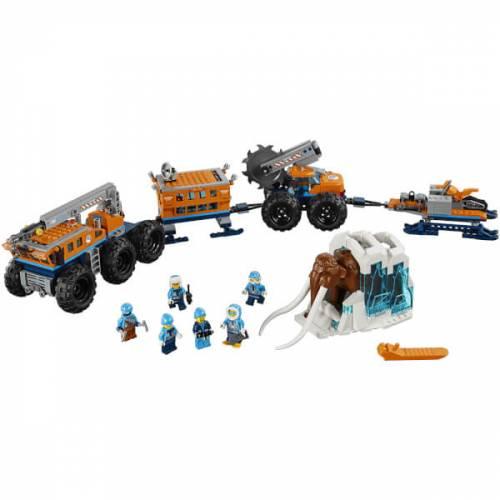 Lego 60195 City Arctic Mobile Exploration Base