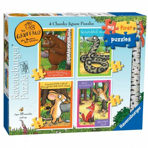 Ravensburger My First Puzzles The Gruffalo