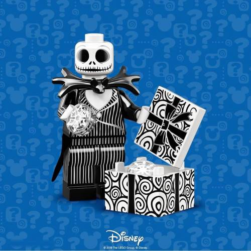 Lego Disney Minifigure Series 2 Jack Skellington
