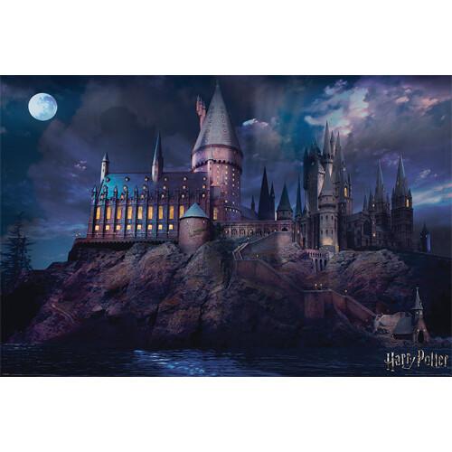 Maxi Posters - Harry Potter (Hogwarts)