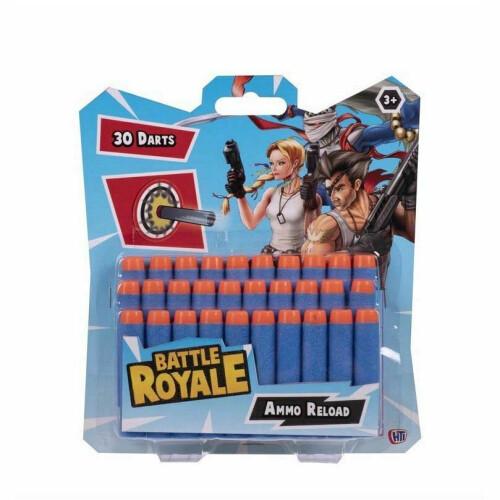 Battle Royale Ammo Reload - 30 Darts