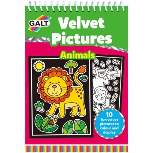 Galt Velvet Pictures - Animals