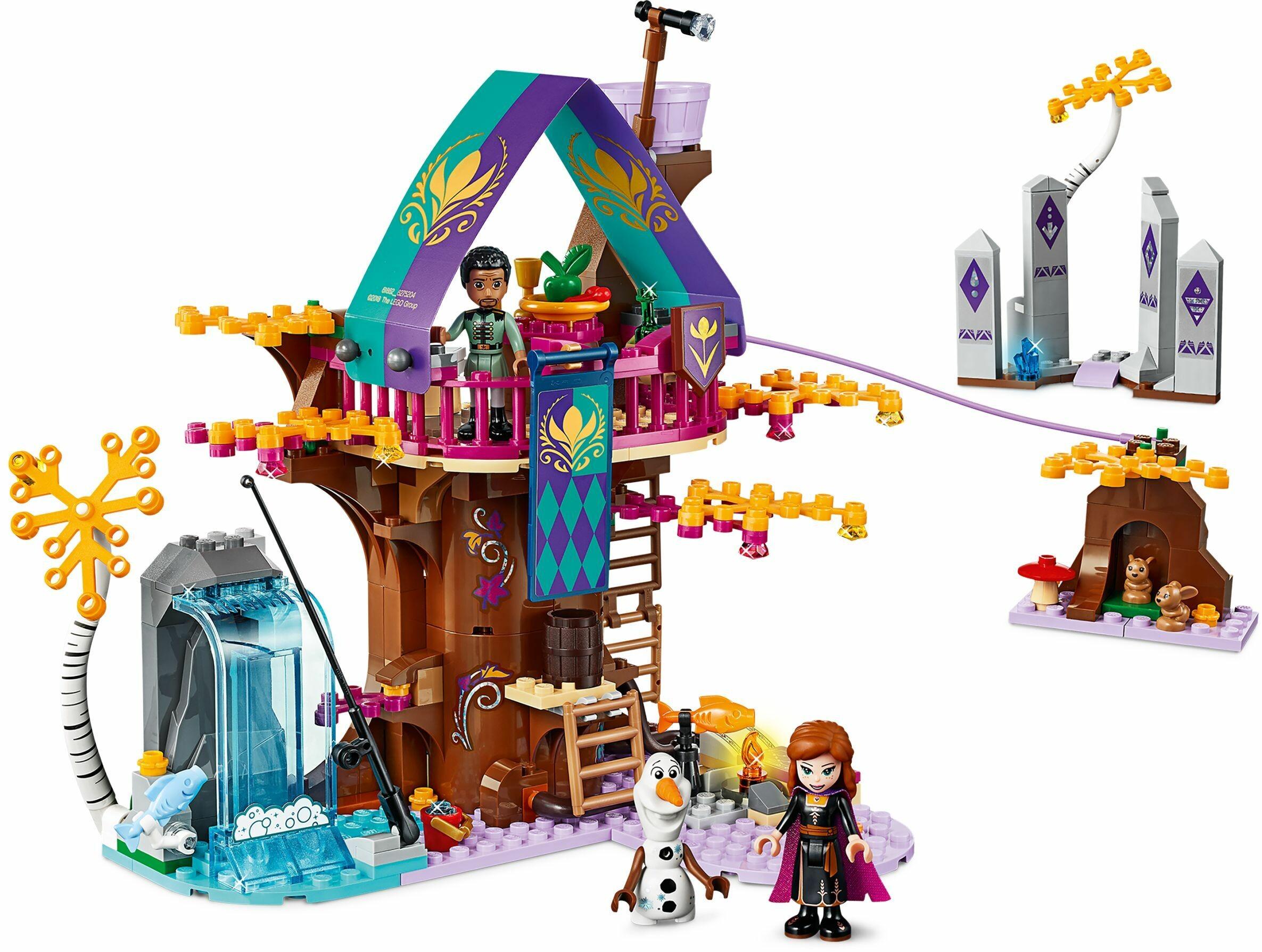 Lego 41164 Disney Frozen 2 Enchanted Tree House   Toys n Tuck
