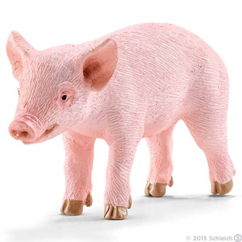 Schleich Farm Life 13783 Piglet, Standing