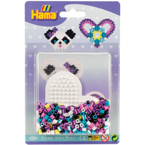 Hama Beads 4186 Heart
