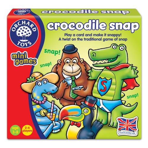 Orchard Mini Game Crocodile Snap