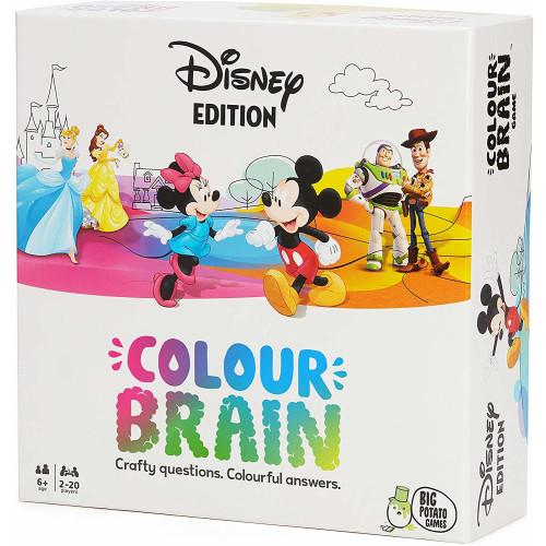 Colour Brain Disney Edition