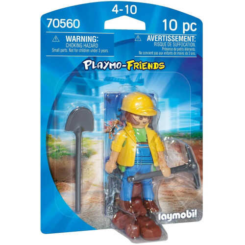 Playmobil 70560 Playmo-Friends Construction Worker