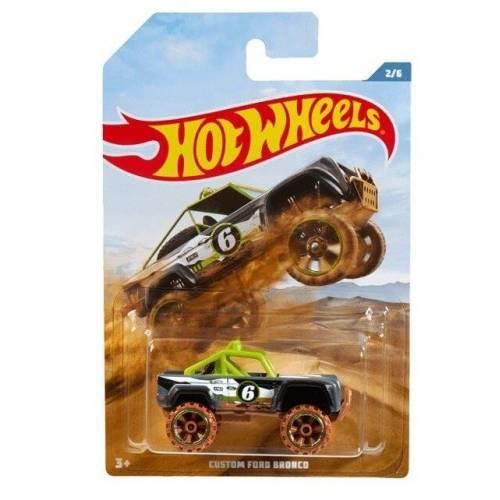 Hot Wheels Off Road Trucks - Custom Ford Bronco