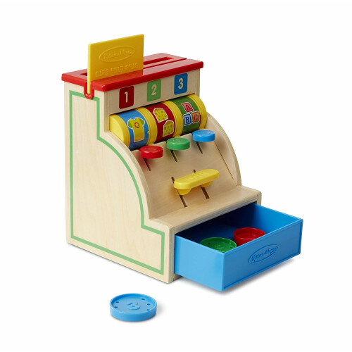Melissa & Doug Cash Register