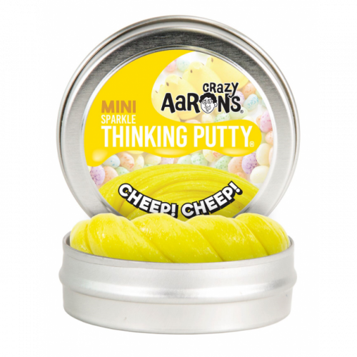 Crazy Aarons Thinking Putty Mini - Cheep! Cheep!
