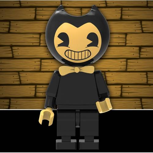 Bendy And The Ink Machine Figures