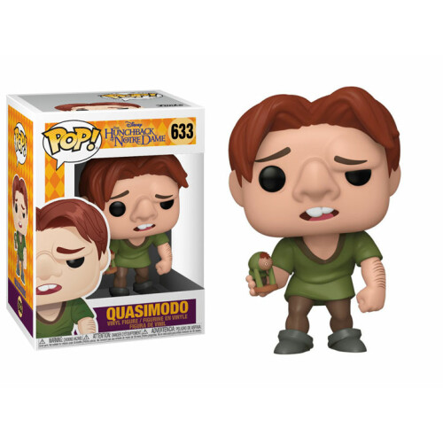 Funko Pop Vinyl - The Hunchback of Notre Dame - Quasimodo 633
