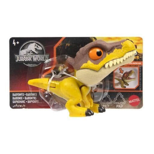 Jurassic World Snap Squad Attitudes - Baryonyx
