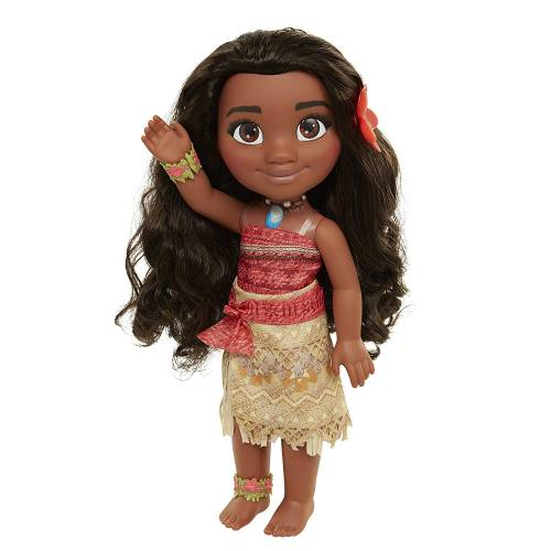 Disney Princess - Moana Adventure Doll