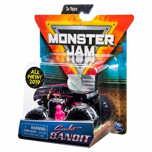 Monster Jam - Scarlet Bandit