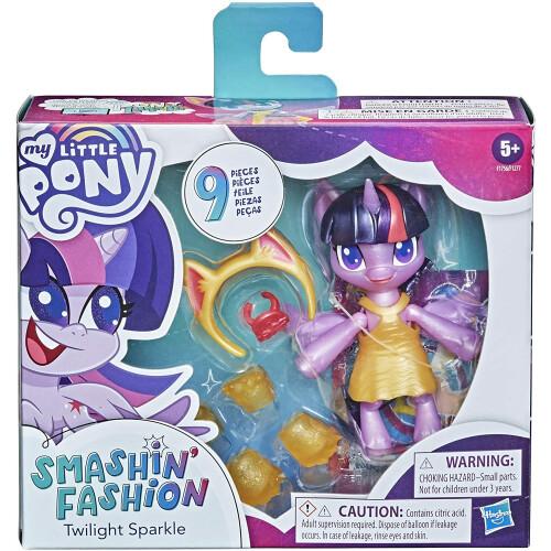 My Little Pony Smashin Fashion-  Twilight Sparkle