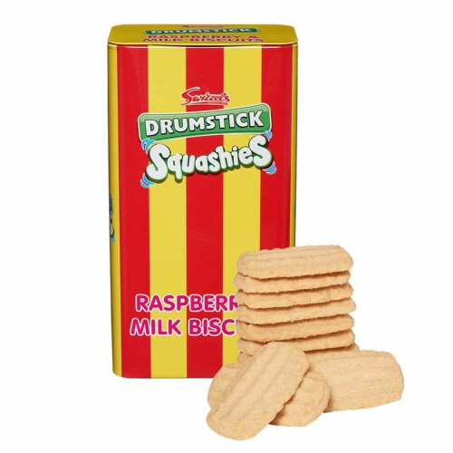 Swizzels Raspberry & Milk Biscuits