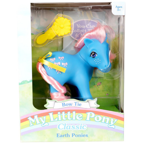 My Little Pony Classic Earth Ponies - Bow Tie