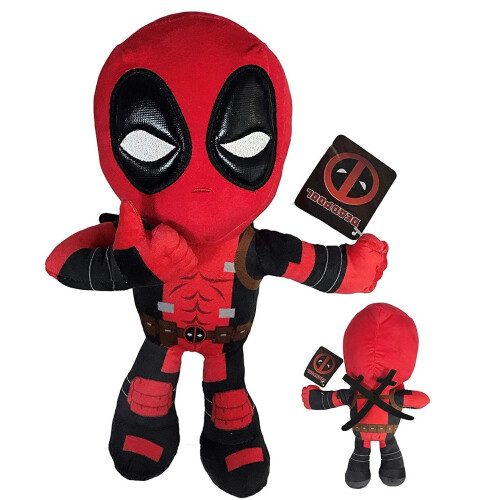 12 Inch Plush Deadpool - Thumbs Up