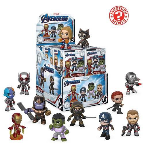 Funko Mystery Minis Blind Box Avengers Endgame
