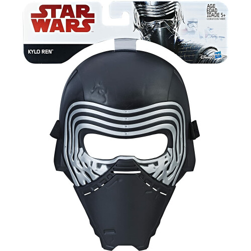 Star Wars Masks - Kylo Ren