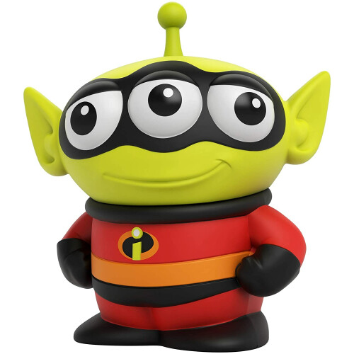Pixar Alien Remix - Mr Incredible