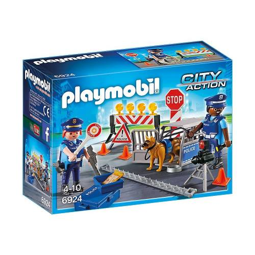 Playmobil City Action 6924 Police Road Block