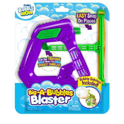 Zuru Bubble Wow Big-A-Bubbles Blaster Purple