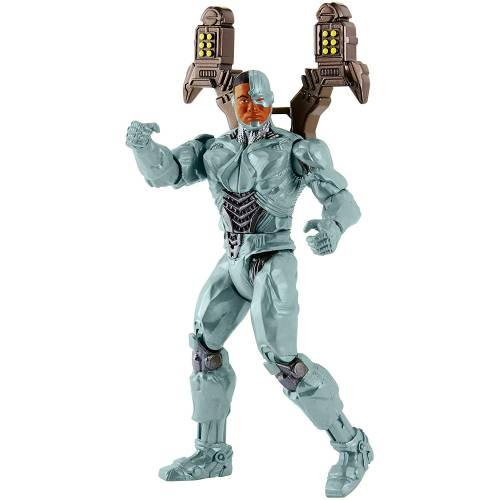 Justice League Power Slingers 6 Inch Figure - Cyborg