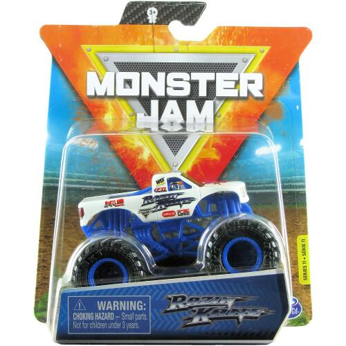 Monster Jam 1:64 - Razin Kane