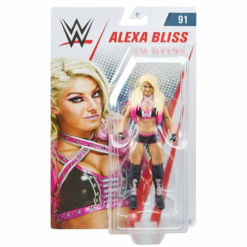 WWE Action Figure - Series #91 - Alexa Bliss