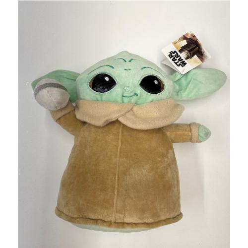 Star Wars Mandalorian The Child 12Inch Plush (With Ball)