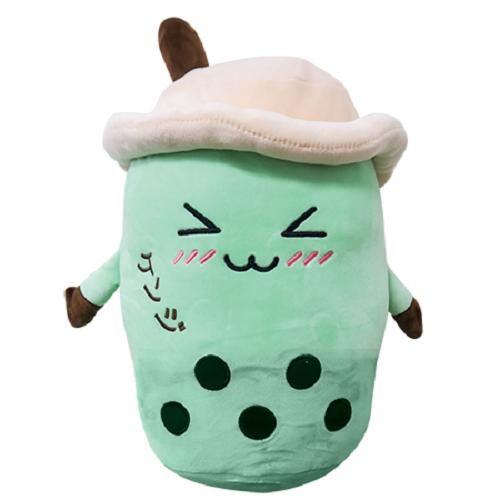 Kenji Plush - Yabu Boba Man - Green Happy