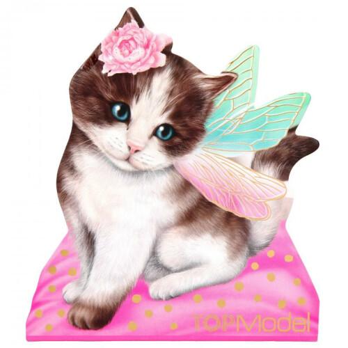 Depesche Top Model Pets Memo Pad - Kitten