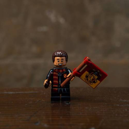 Lego Harry Potter Minifigure Dean Thomas