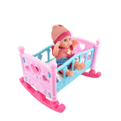 Baby Doll - Bedtime Play Set