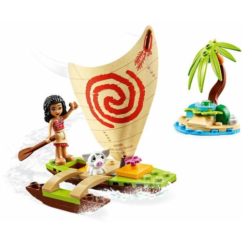 Lego 43173 Disney Moana's Ocean Adventure