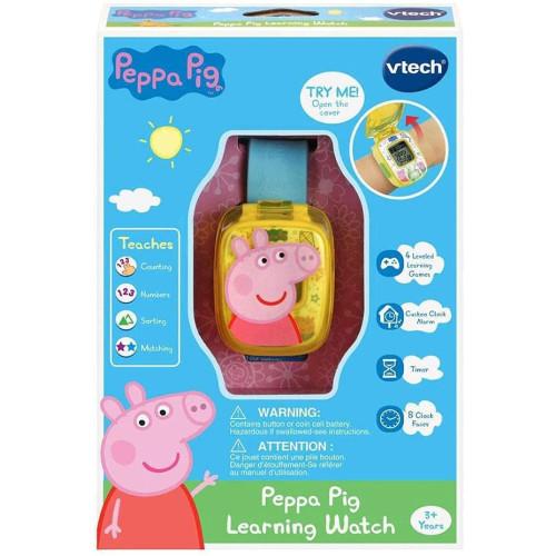 Vtech Peppa Pig Learning Watch