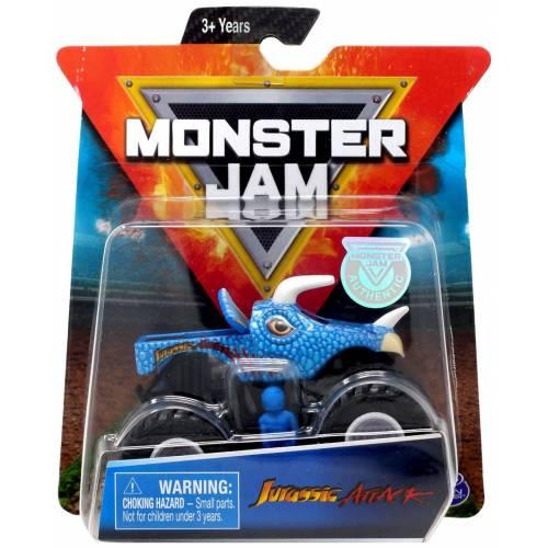 Monster Jam - Jurassic Attack