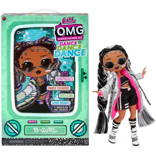 LOL Surprise! OMG Dance Dance Dance B-Gurl