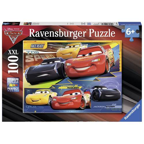 Ravensburger 100 XXL Piece Puzzle Disney Cars 3