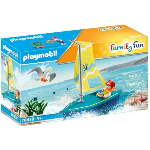 Playmobil  70438 Family Fun Sailboat