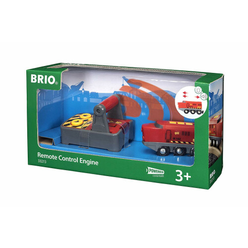 Brio 33213 Remote Control Engine