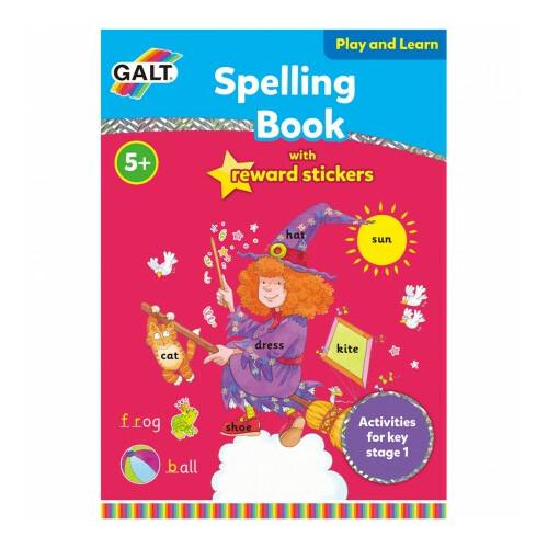 Galt Spelling Book