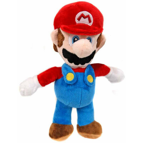 Super Mario 12 Inch Plush - Mario