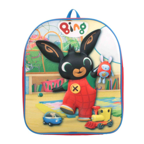 Character Backpack - 3D Bing