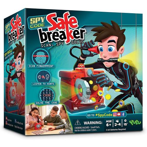 Spy Code - Safe Breaker Game