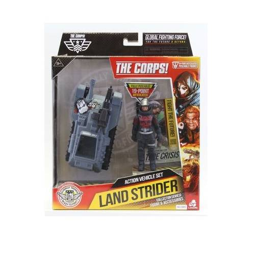 The Corps! Land Strider Assault Tank