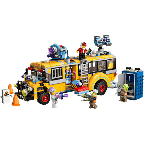 Lego 70423 Hidden Side Paranormal Intercept Bus 3000